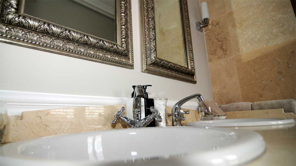 His&Her Sinks in the Washroom of Grand Room #2